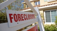 Foreclosure Sale Sign, short sales