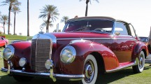 Classic Mercedes for La Quinta Luxury Homes